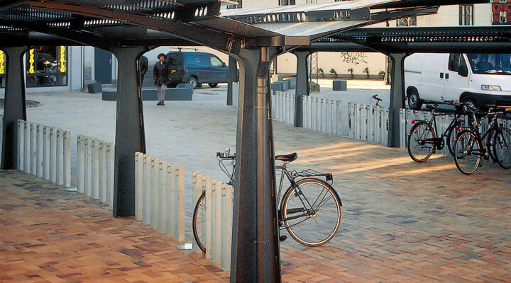 SILHUET Fahrradständer