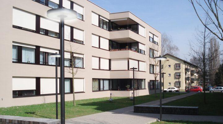 Überbauung Katzenbach